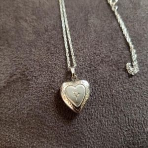 Tiffany heart locket